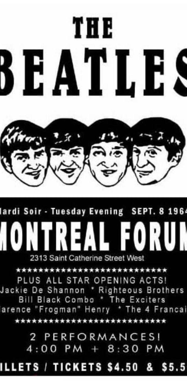 Beatles mtl 1964