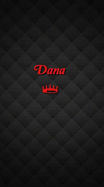 Red Dana crown