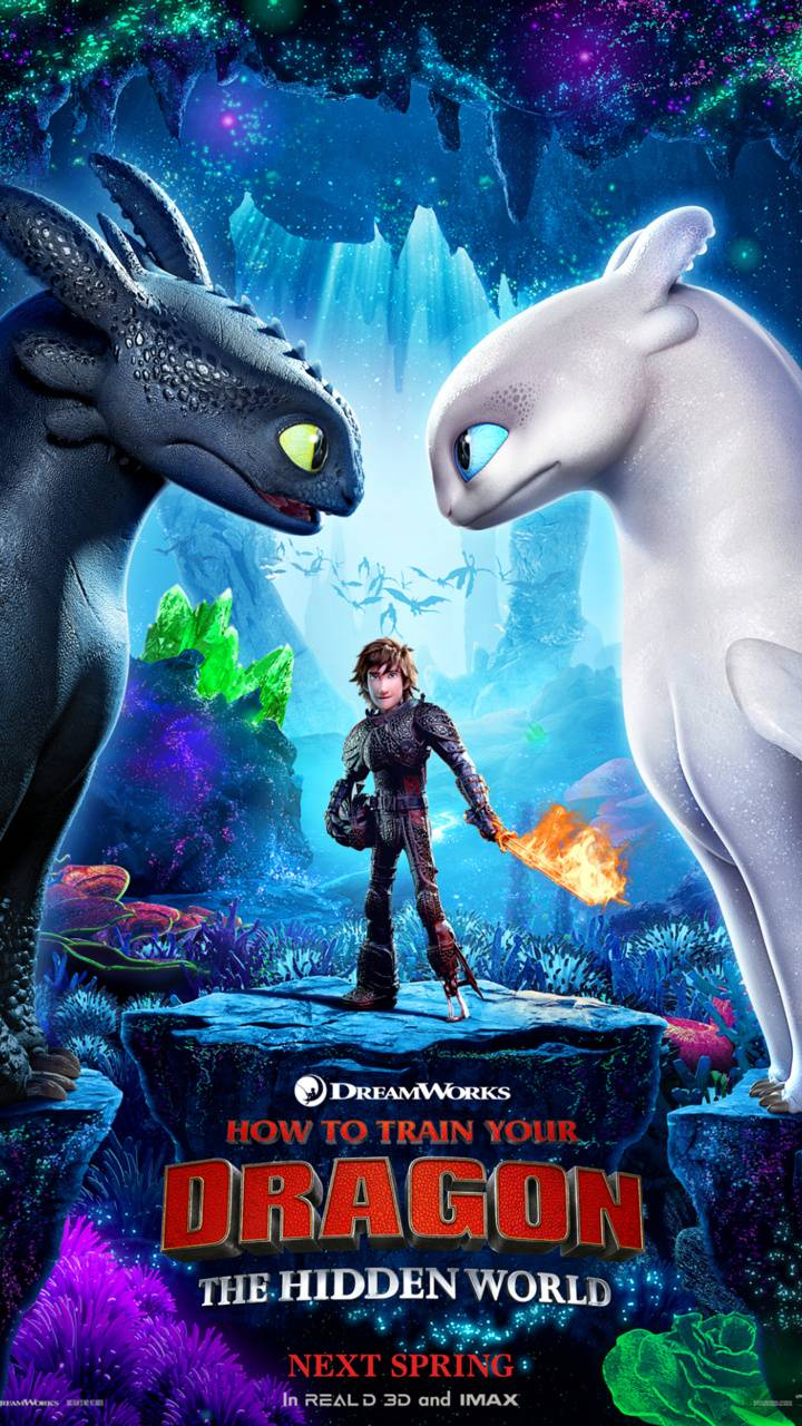HTTYD3 Poster