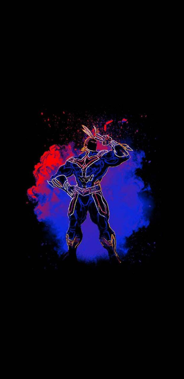 All Might Wallpaper By Vekxin92 Ba Free On Zedge