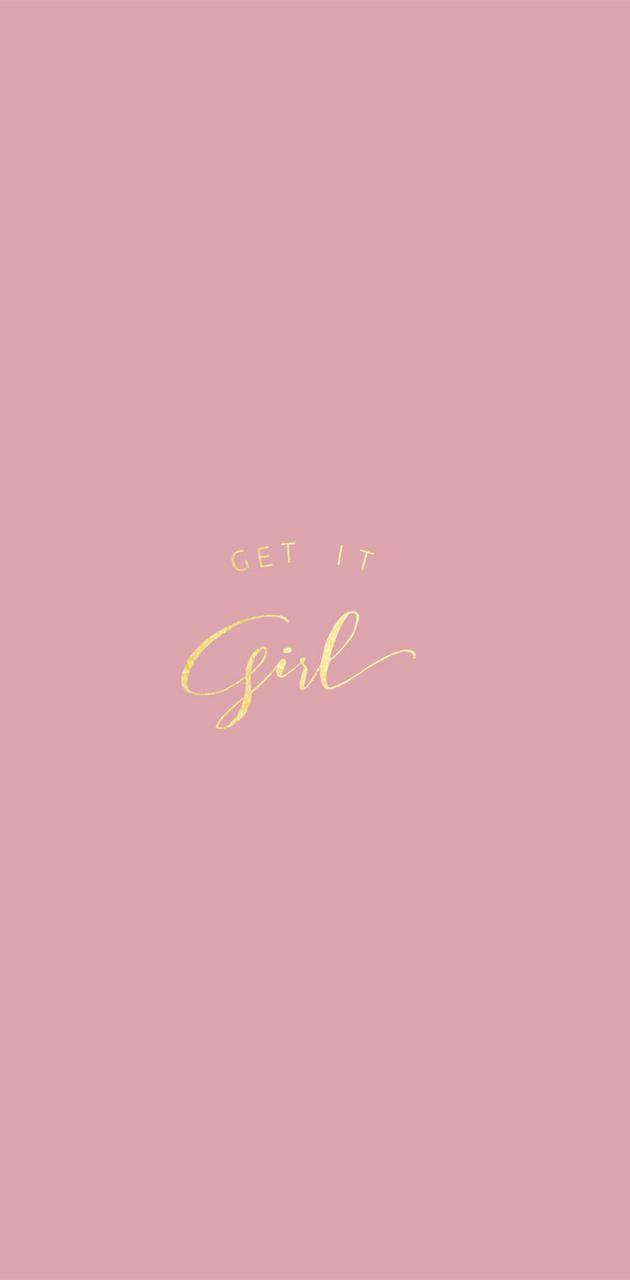 Rose gold quote