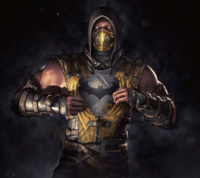 Scorpion Batman