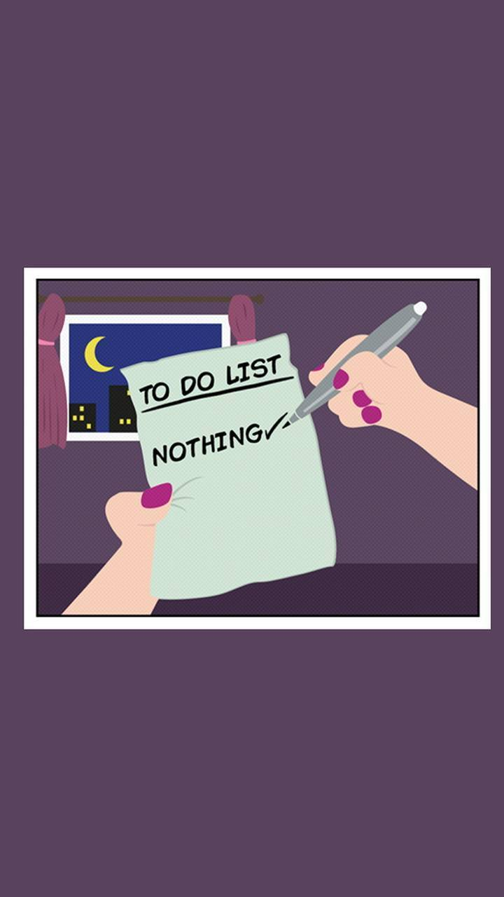Nothing list