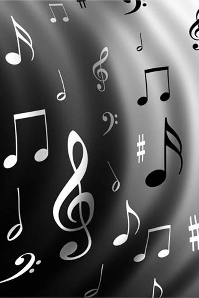 Music Notes Wallpaper By Shknevsky
