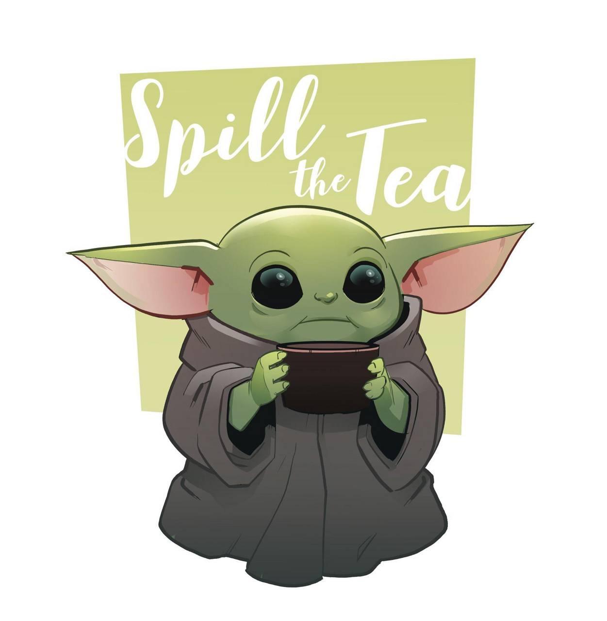 Baby Yoda Wallpaper By Shrekmaster69 Ba Free On Zedge