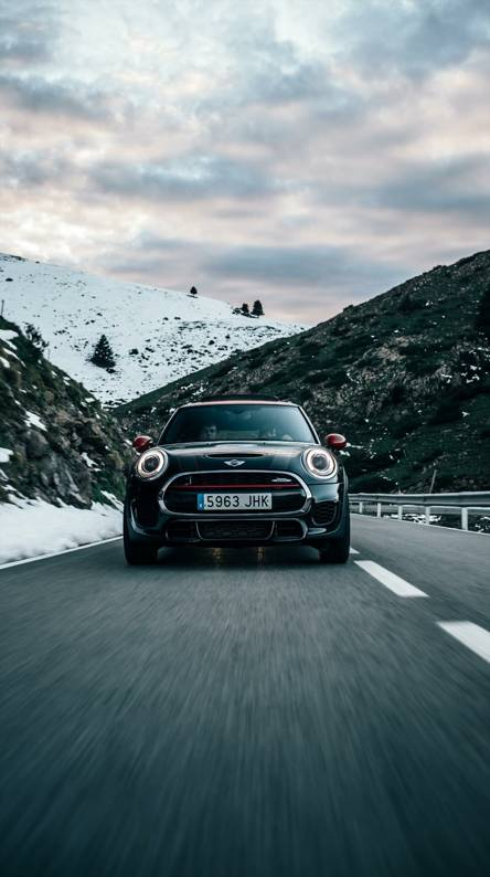 Mini Cooper Wallpapers Free By Zedge