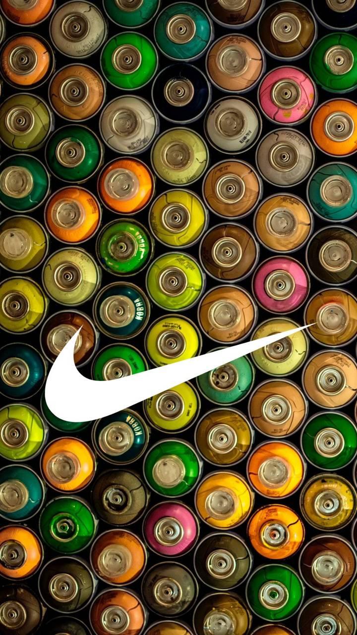 Nike-graffiti