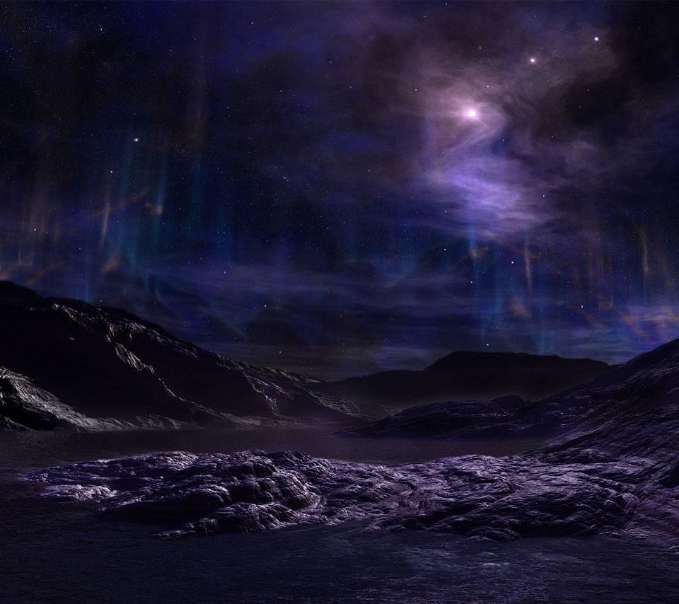 Nocturnal Valley