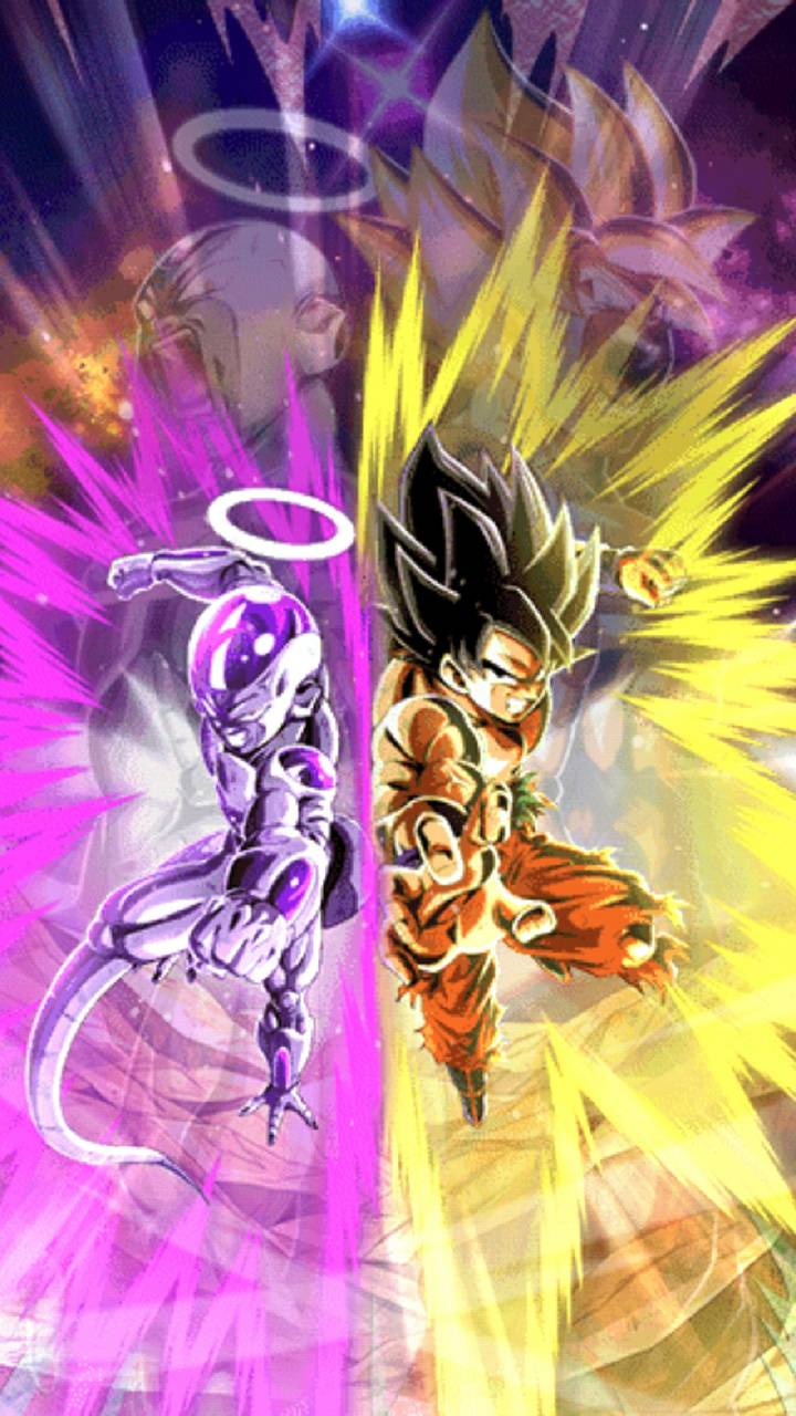 Goku And Frieza Wallpaper By Dancelled Ba Free On Zedge