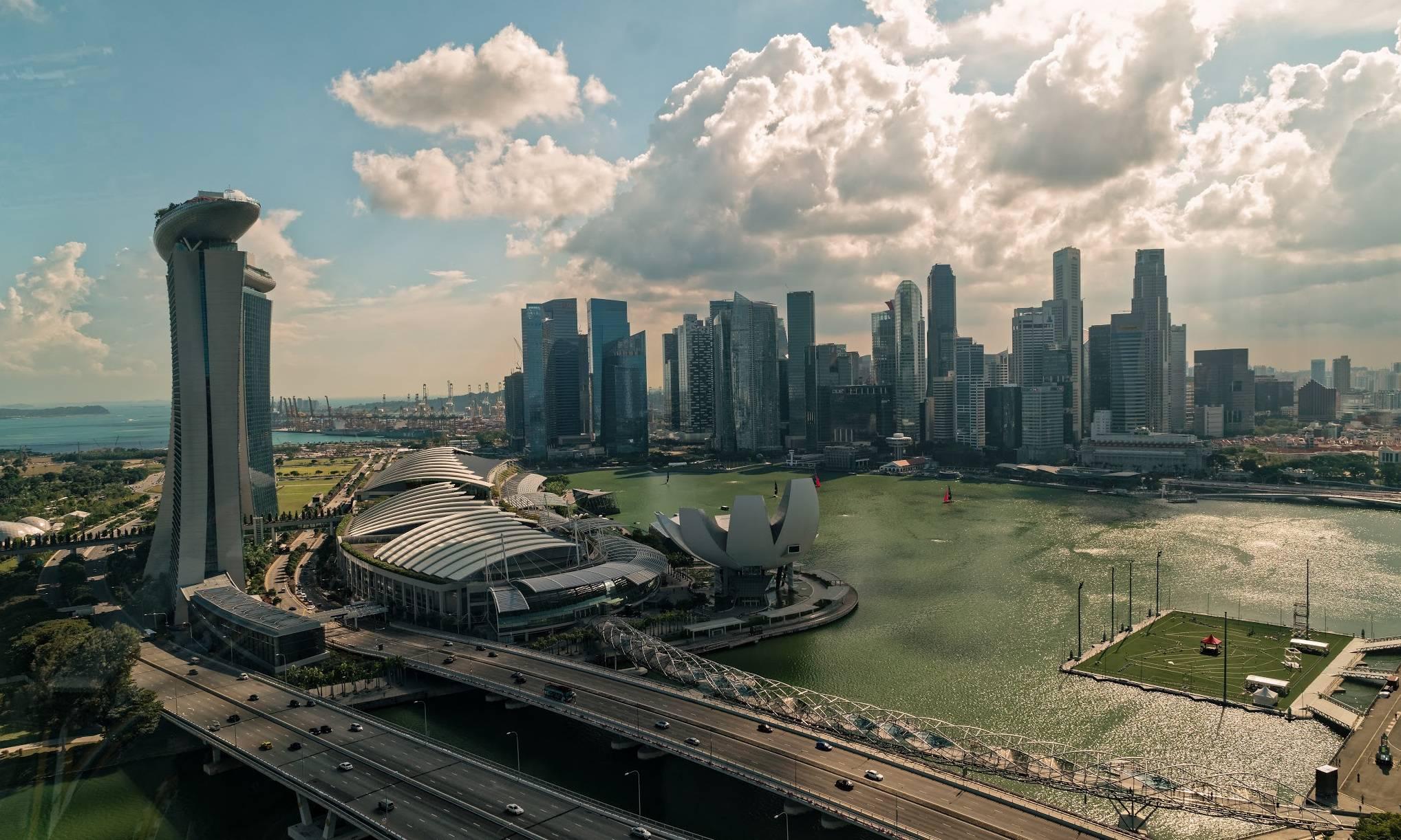 Beautiful Singapor
