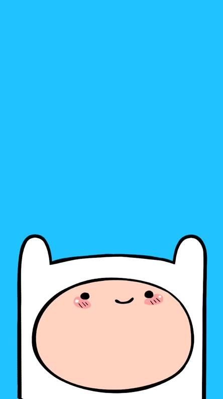 Hora de aventura finn wallpapers free by zedge finn blue altavistaventures Image collections