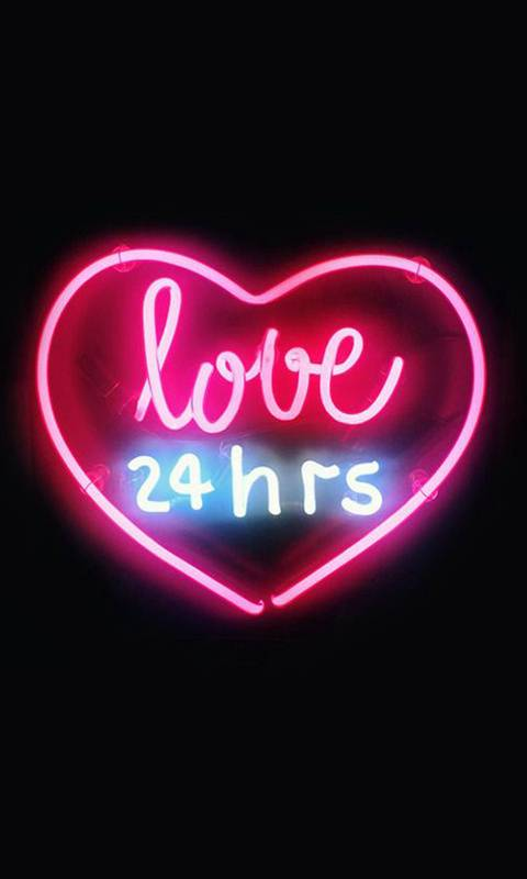 Love neon 24h