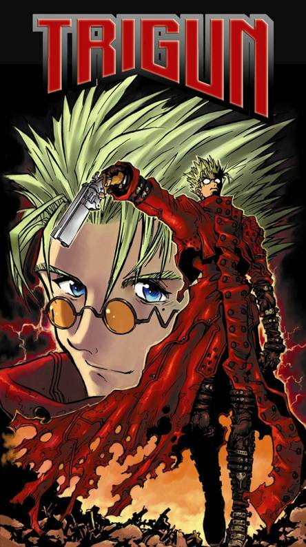 Trigun Wallpapers Free By Zedge