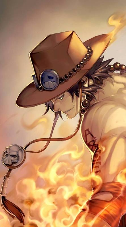 Ace One Piece Wallpapers Free By Zedge