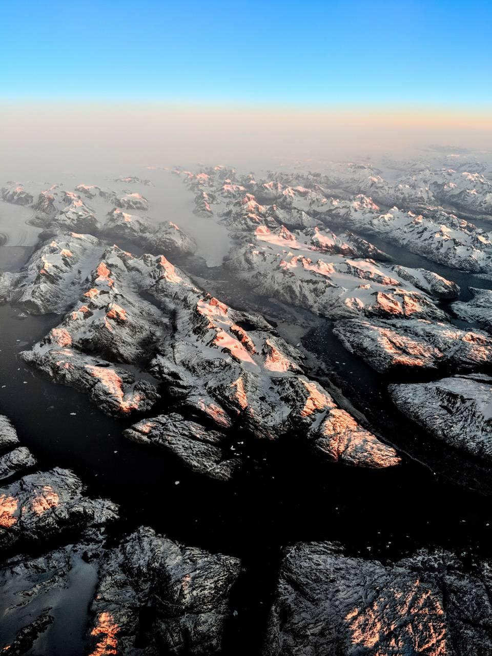 Greenland Airplane
