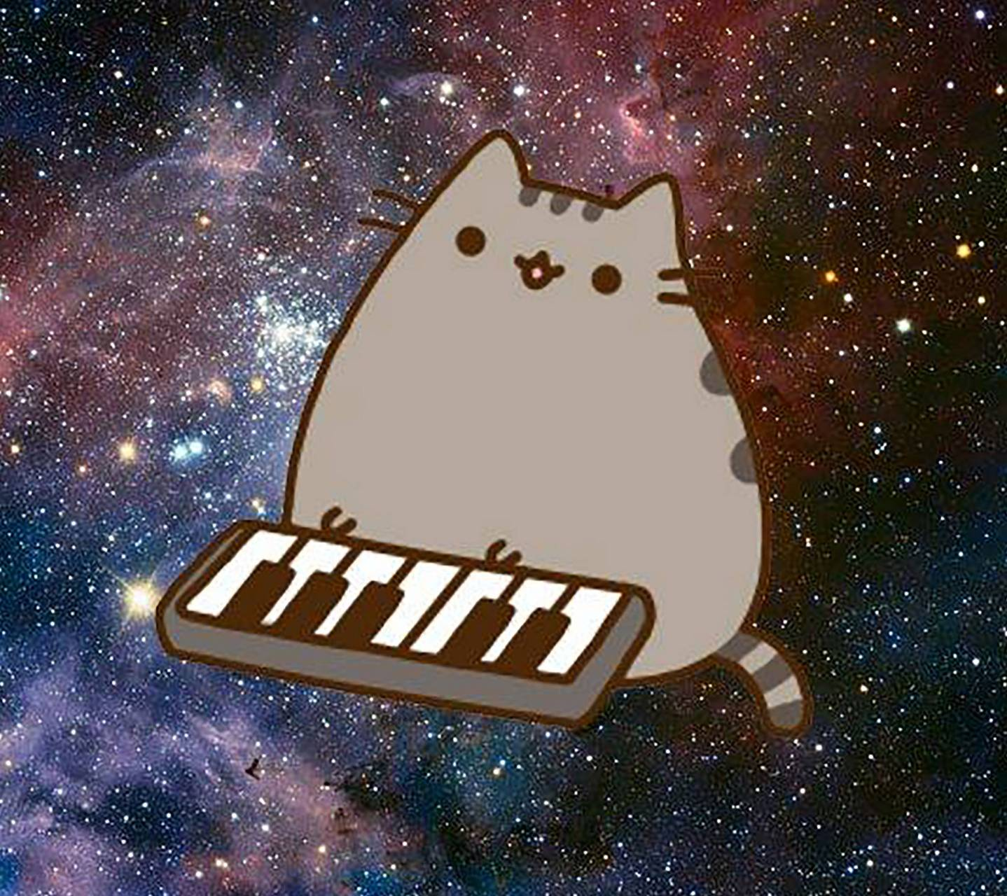 Pusheen Space Synth