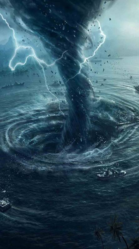 Tornado Whirlpool