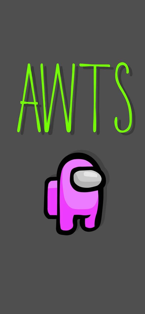 among us awtsneon