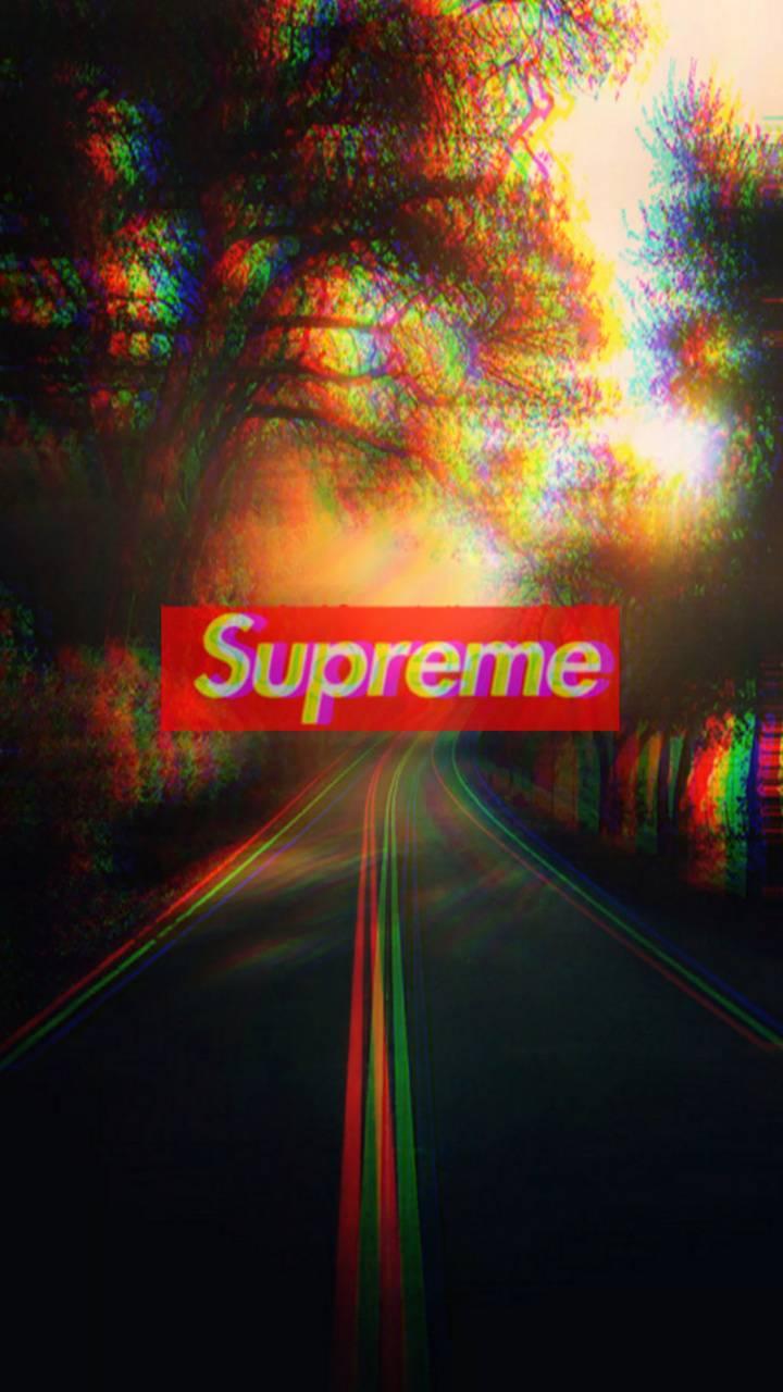 Supreme road