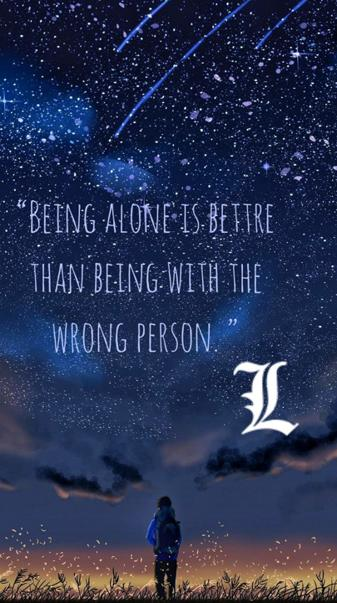 Quote of L