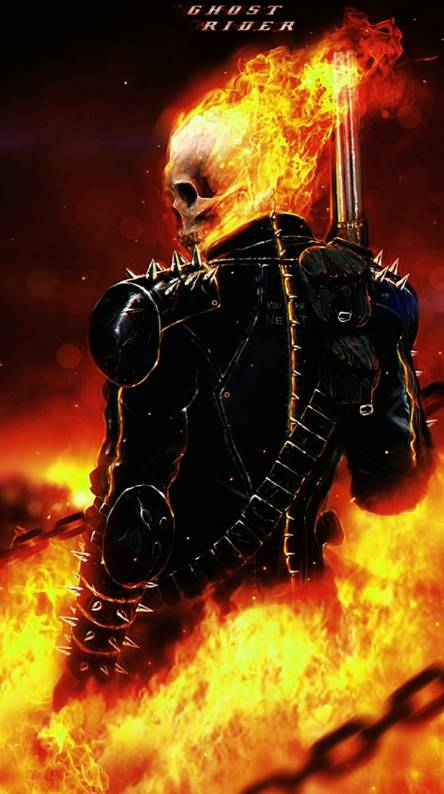 Ghost Rider Wallpapers Free By Zedge