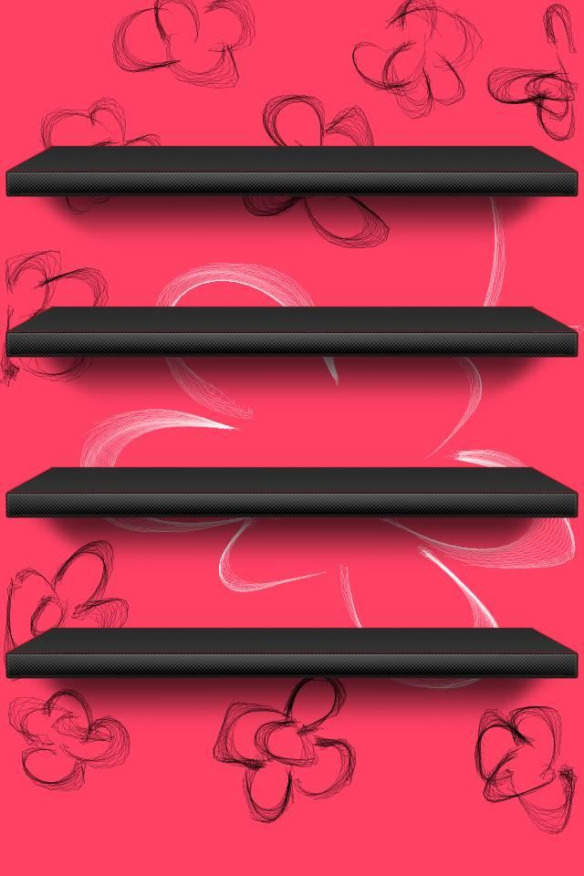 Pink Shlelf