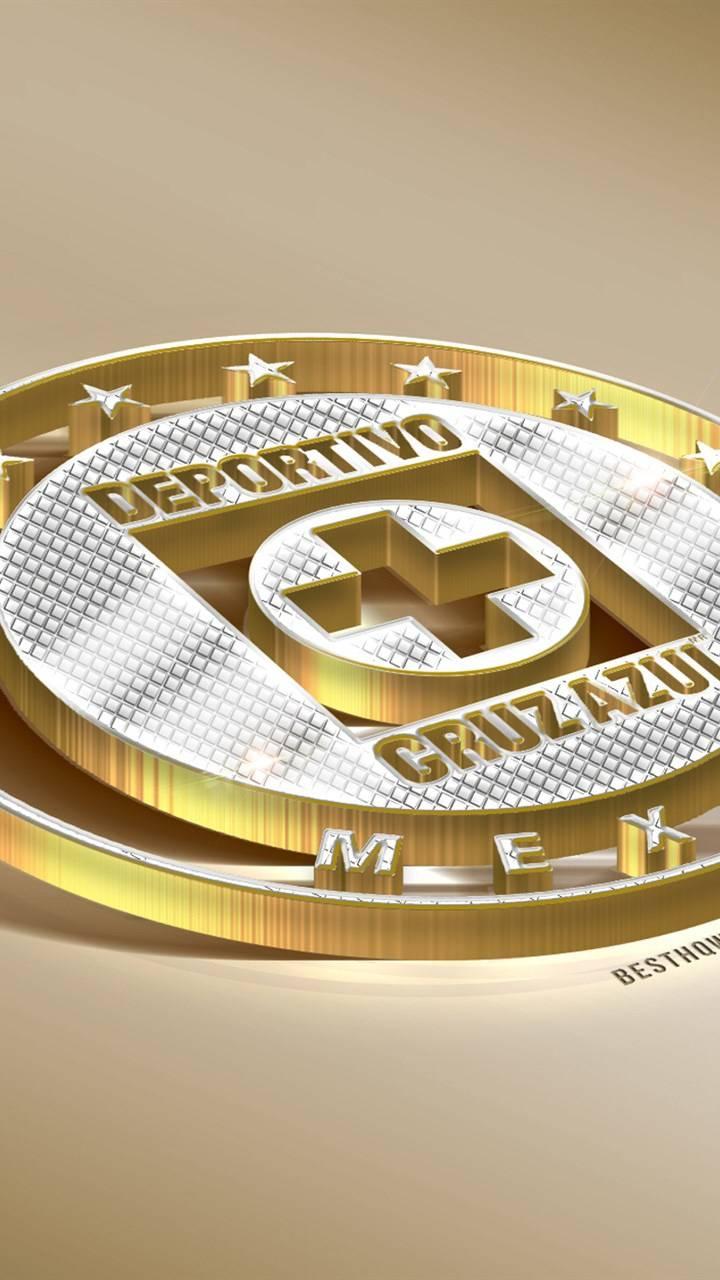 Cruz azul gold