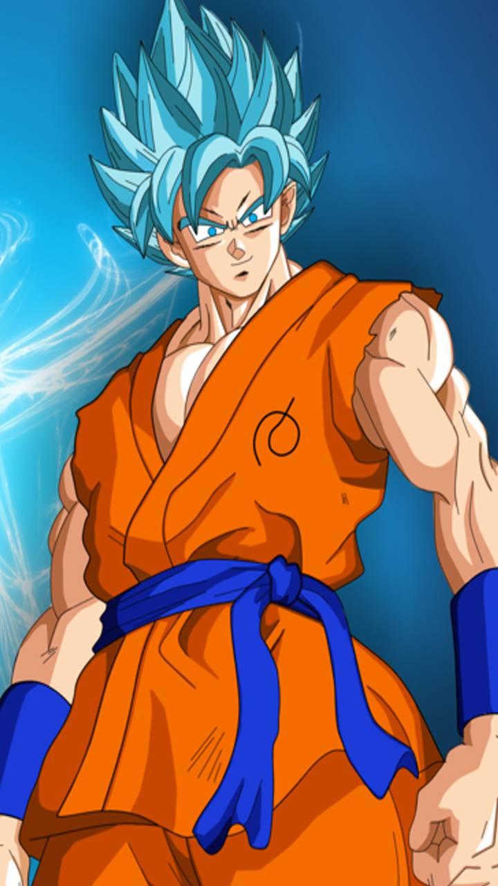 goku blue ssj