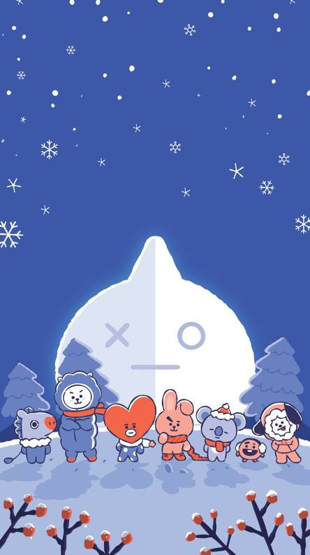 Bt21 Ringtones And Wallpapers Free By Zedge