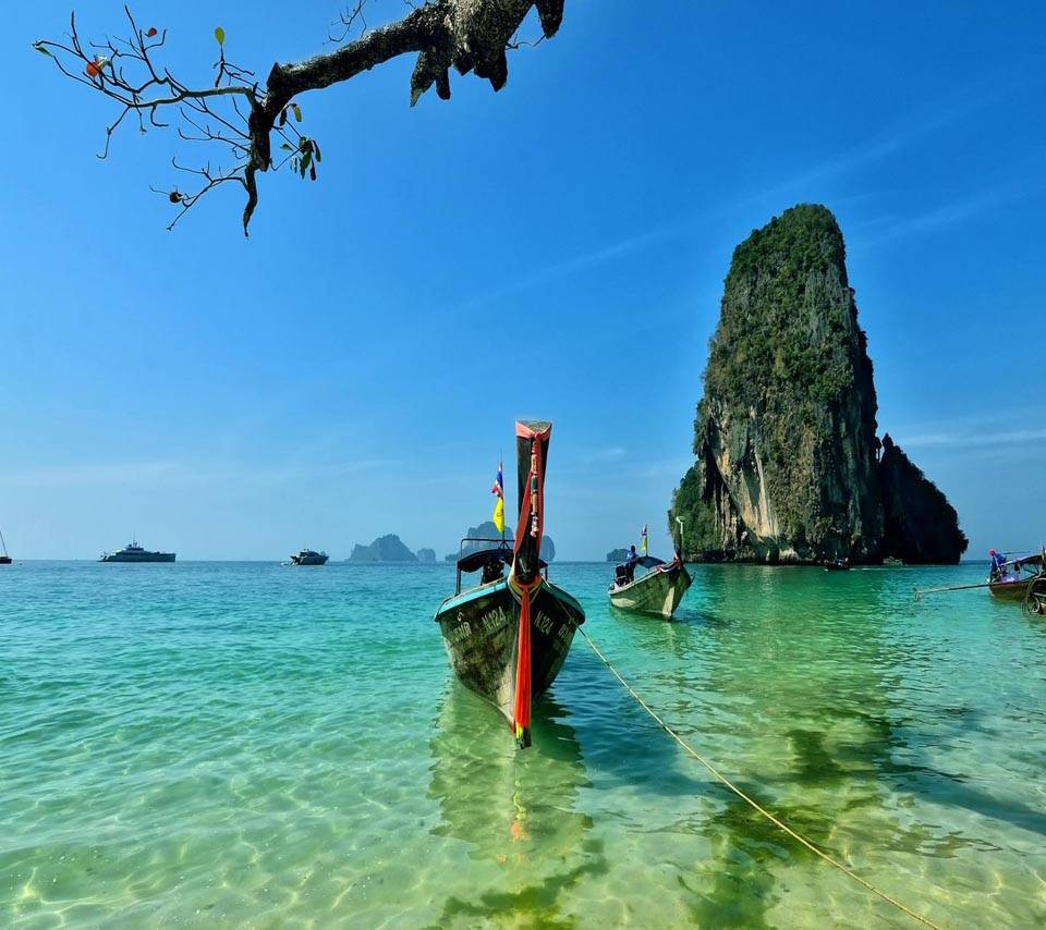 Thailand Beach Hd