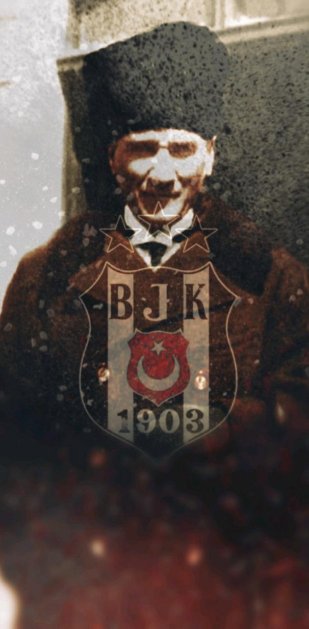 Ataturk ve besiktas