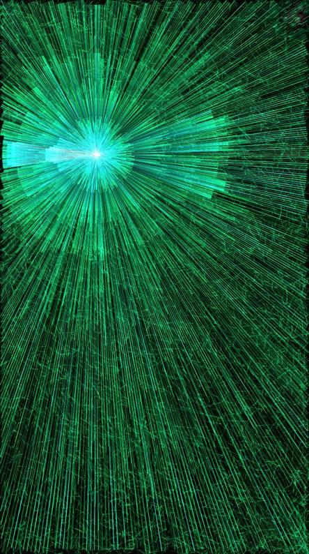 Sparkle explosion