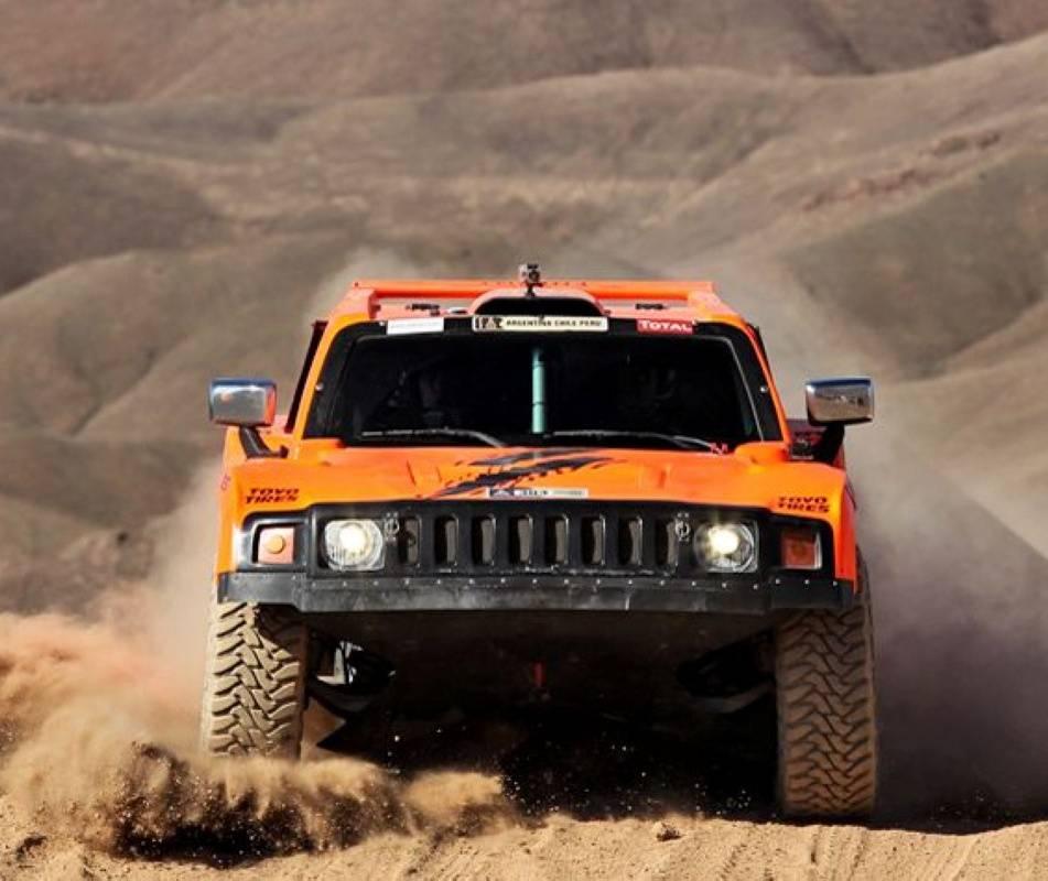 Hummer Dakar 3