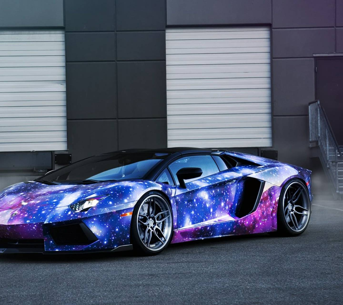 Galaxy Lambo Wallpaper By Primalhero035 6c Free On Zedge