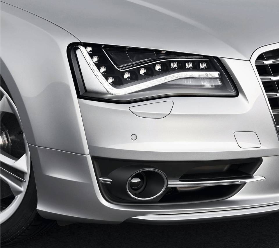 Audi S8 Led
