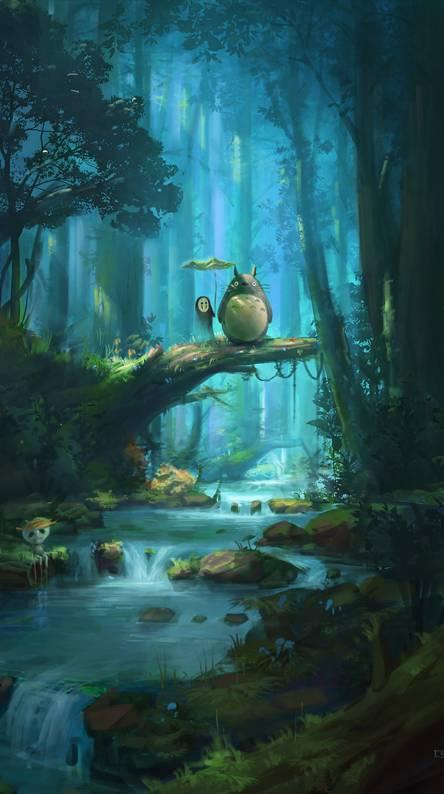 Ghibli Wallpapers Free By Zedge