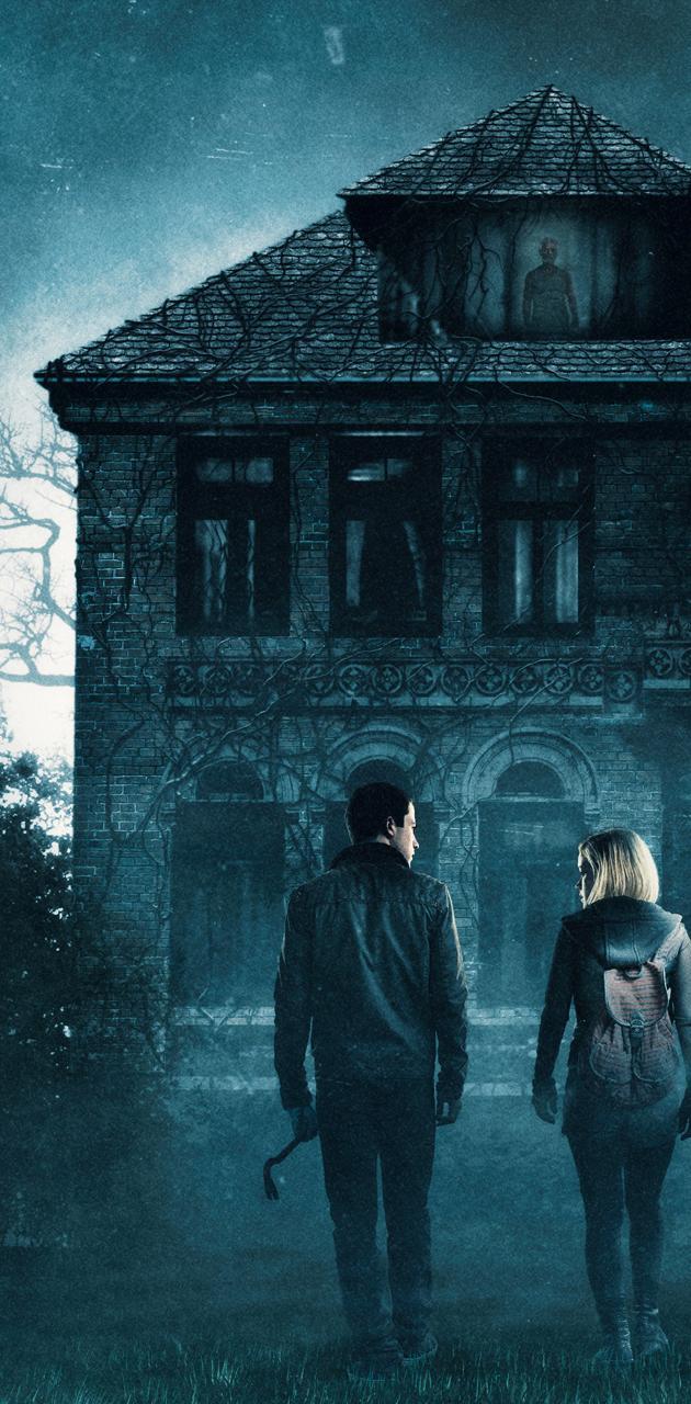 Haunted House Dark