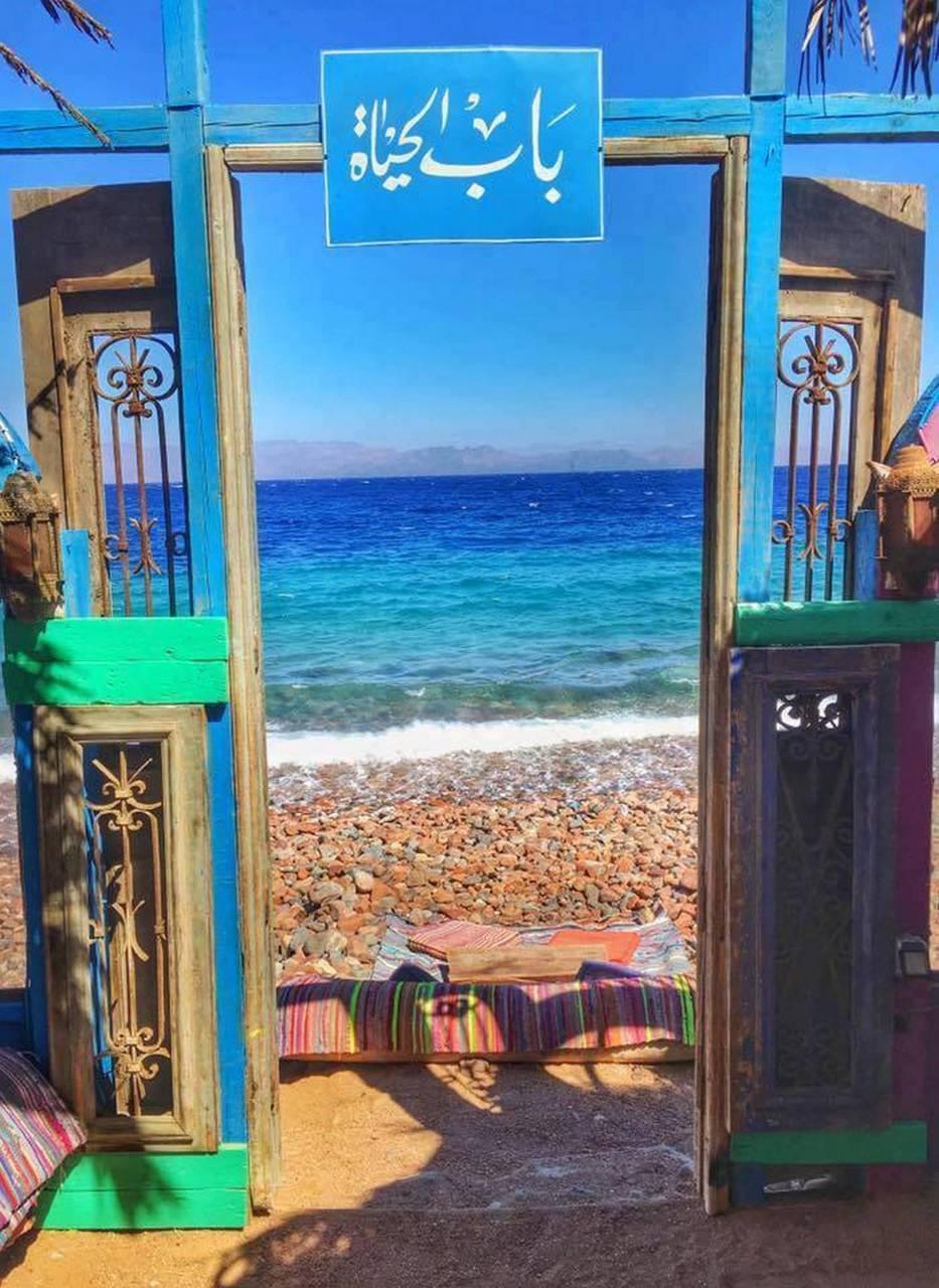 The door of life
