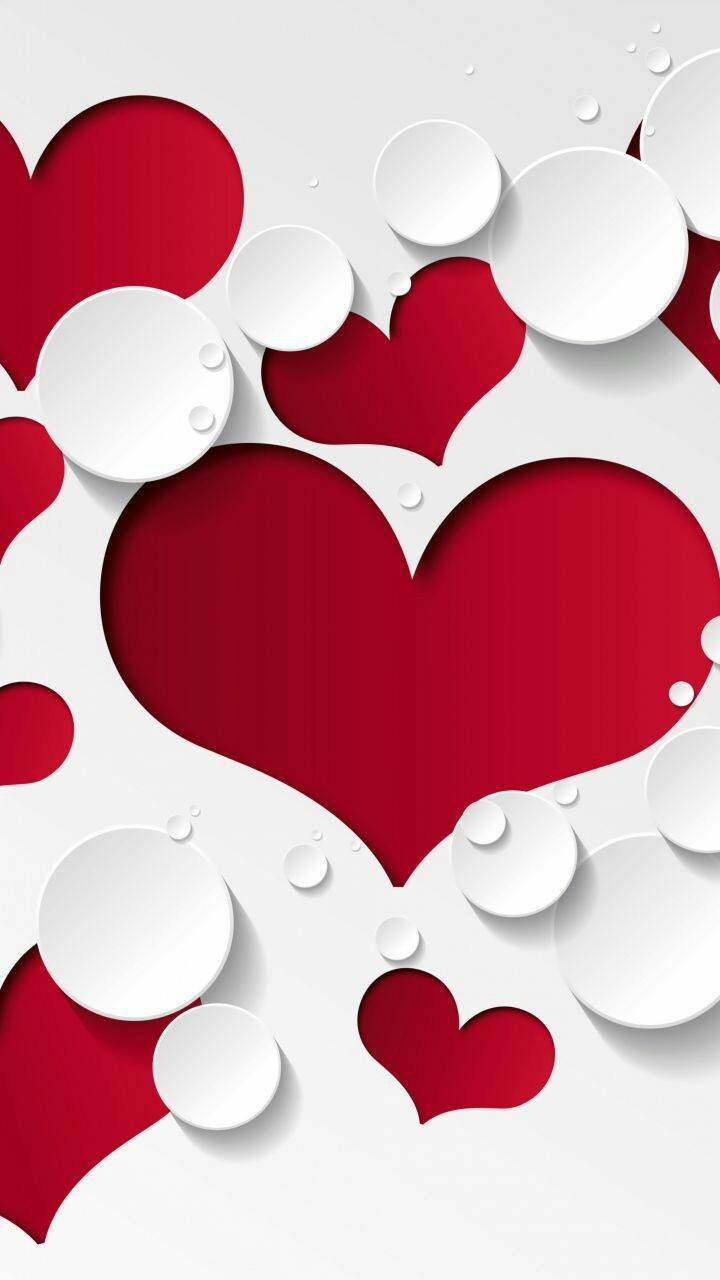 Red White Hearts