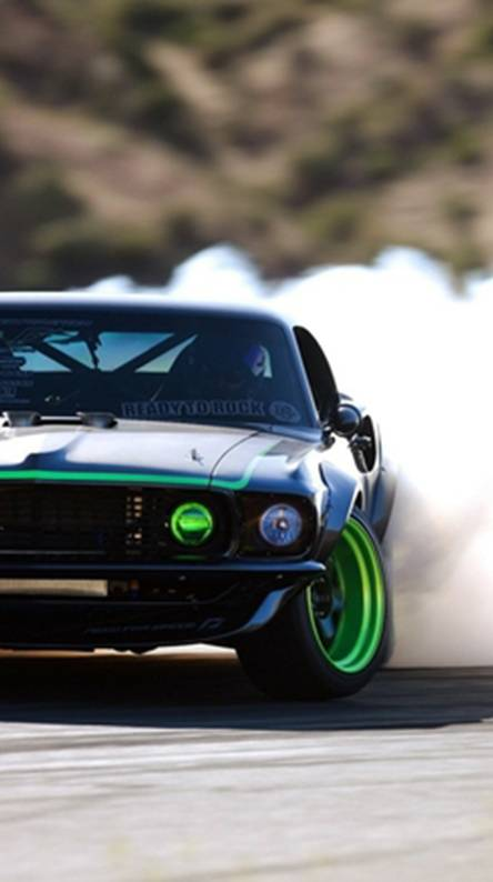 Drift Mustang Ringtones And Wallpapers Free By Zedge