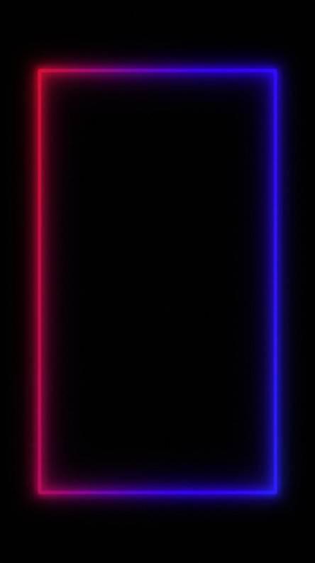 Neon Frame Edge