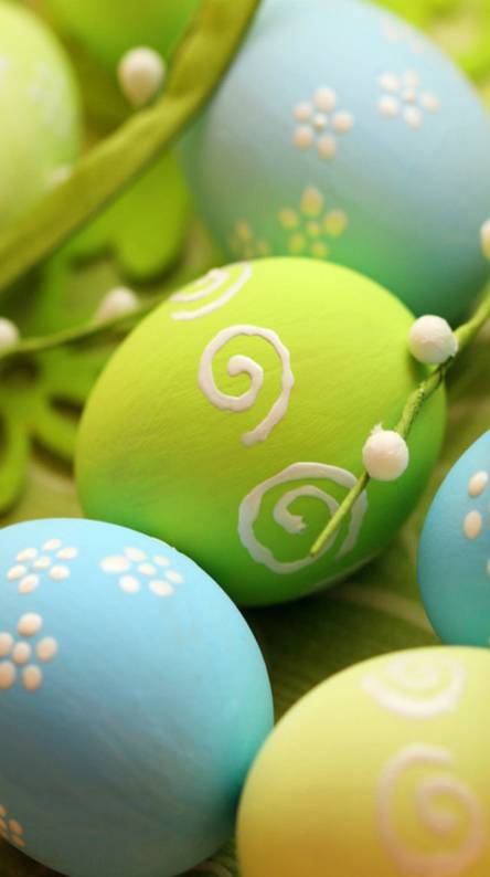 Easter Eggs Wallpapers