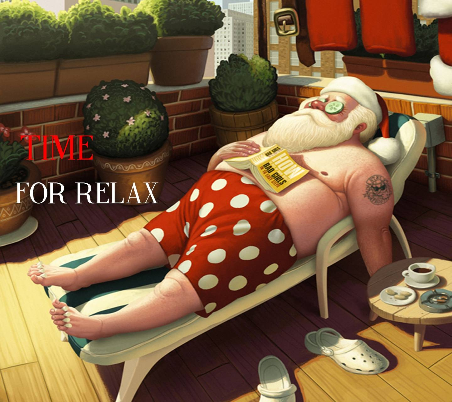Time For Relax
