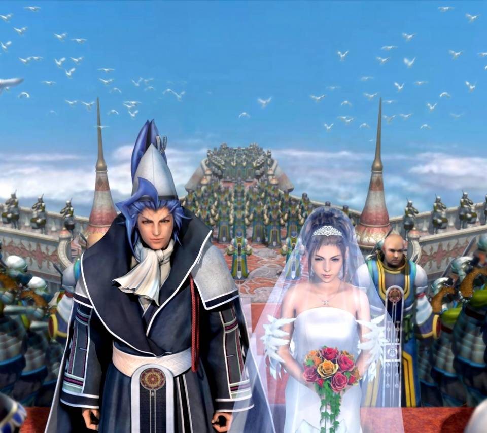 Yuna - Wedding