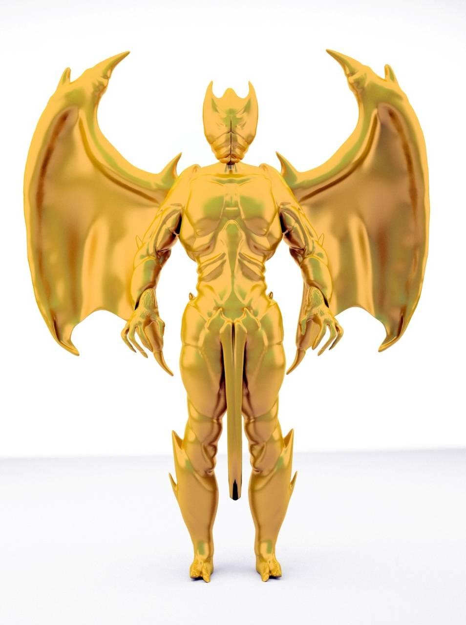 Monster gold