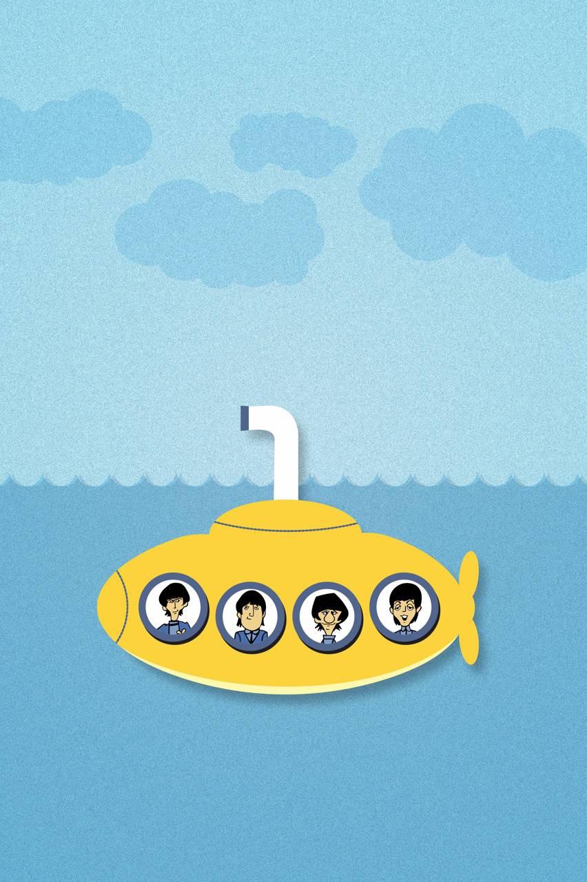 Yellow Submarine Wallpaper By Mdsguimaraes 95 Free On Zedge