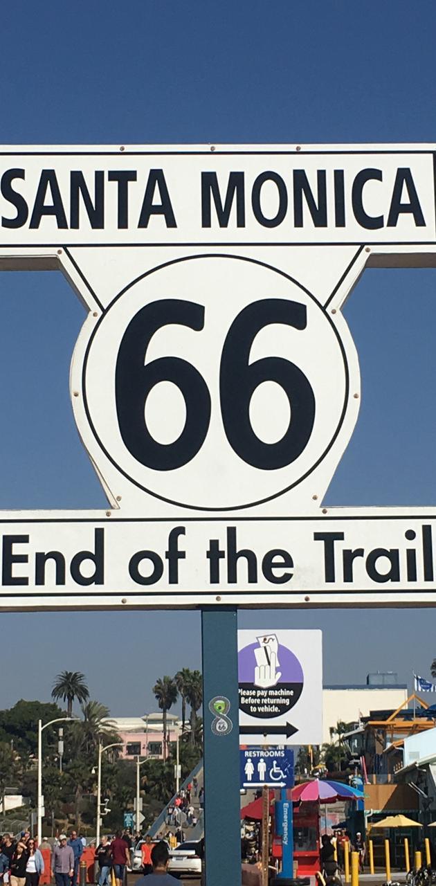 Route 66 CA