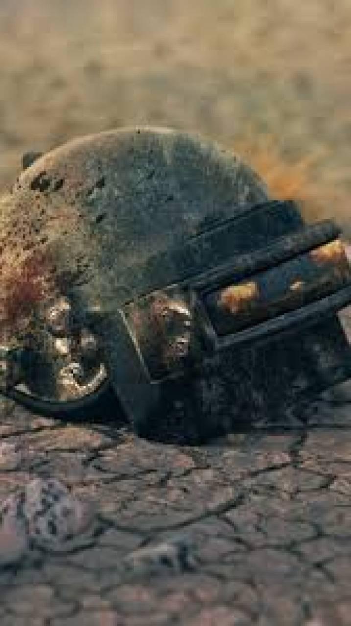 Pubg Helmet Kask
