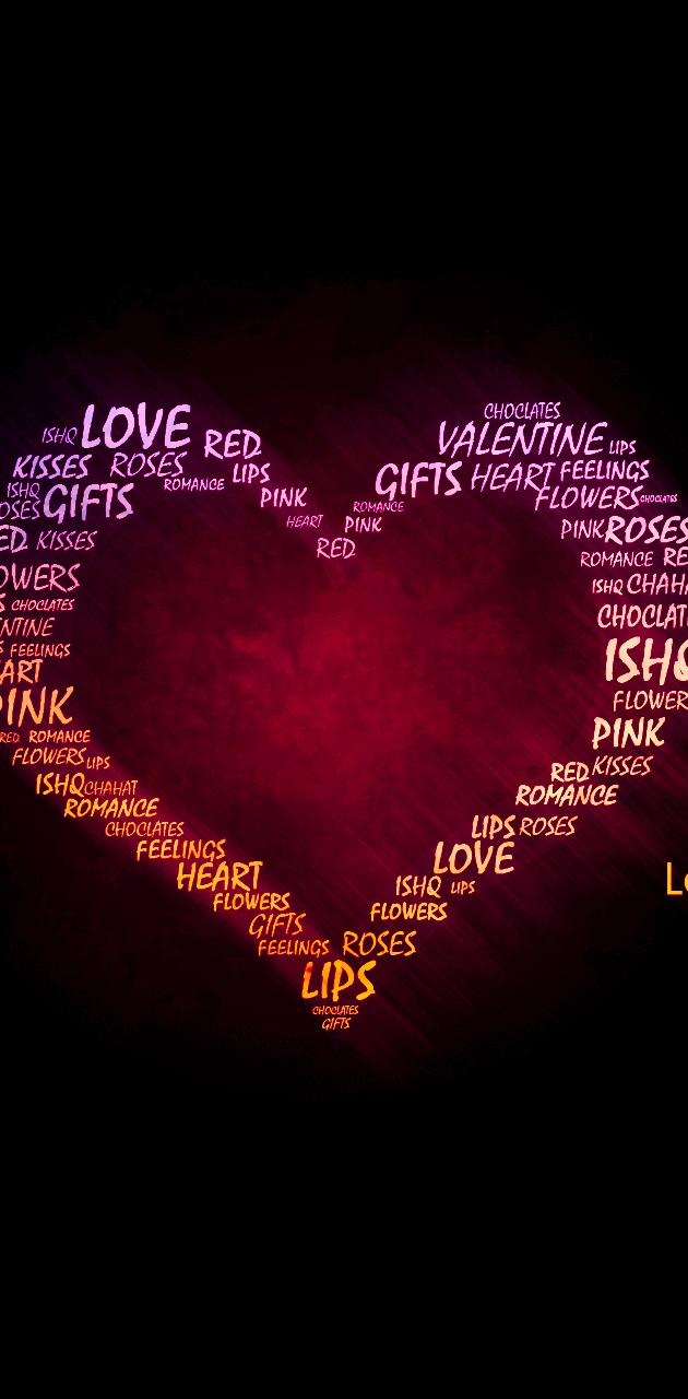 Designer Love Heart