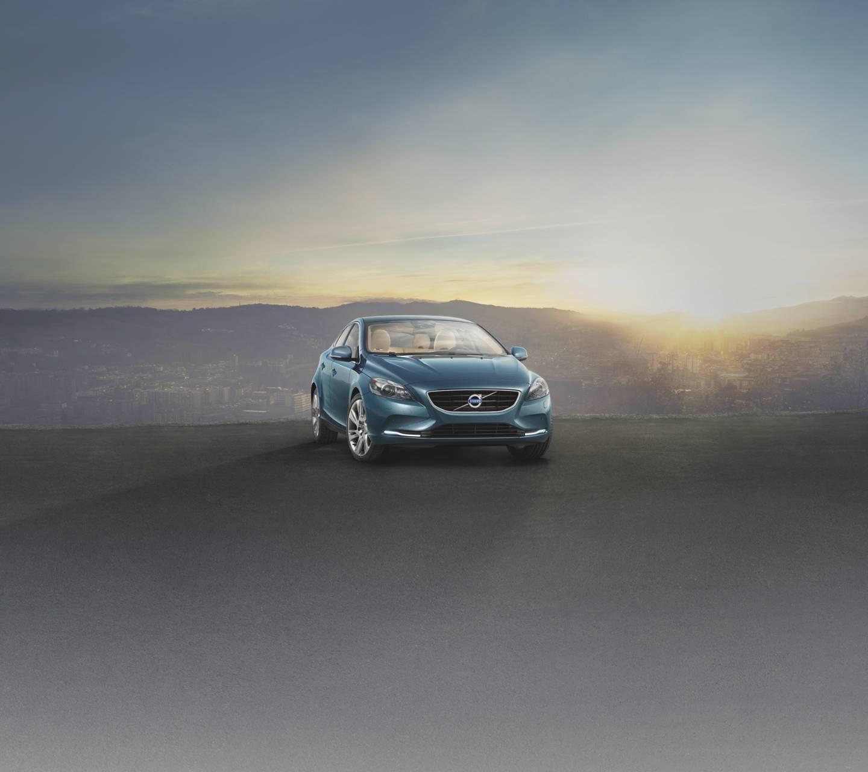 All-new Volvo V40